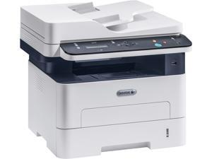 Xerox B205/NI Multifunction Printer, Print/Copy/Scan, Up to 31 ppm, Letter/Legal, PS/PCL, USB/Ethernet And Wireless, 110V