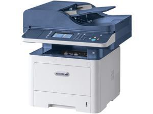 Xerox WorkCentre 3345/DNI Black And White Multifunction Printer, Print/Copy/Scan/Fax, Letter/Legal, Up To 42ppm, 2-Sided Print, USB/Ethernet/Wireless, 250-Sheet Tray, 110V