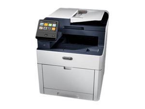 Xerox WorkCentre 6515DNI Duplex Wireless Multifunction Color Laser Printer, Up To 30ppm, 2-Sided Print, USB/Ethernet/Wireless