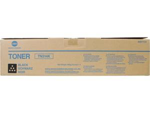 Konica Minolta TN314K Black Toner Cartridge