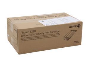 Xerox 106R01394 High Yield Print Cartridge - Yellow