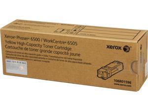 Xerox 106R01596 High Yield Toner Cartridge - Yellow