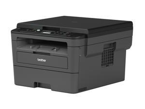 Brother HL-L2390DW Compact Monochrome Laser Printer with Convenient Flatbed Copy & Scan, Wireless Printing and Duplex Two-Sided Printing