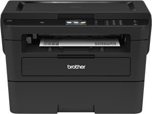 Brother HL-L2395DW Compact Monochrome Laser Printer w/ Flatbed Copy & Scan, Wireless Printing, NFC and Cloud-Based Printing & Scanning