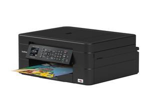 Brother MFC-J491DW Wireless Color All-in-One Inkjet Printer with Mobile Device and Duplex Printing