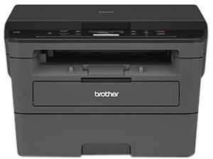 Brother DCP Series DCP-L2510D Workgroup Up to 30 ppm Monochrome Laser Compact 3-in-1 Mono Laser Printer