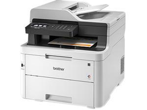 Brother MFC Series MFC-L3750CDW MFC / All-In-One Up to 25 ppm 2400 x 600 dpi Color Print Quality Color Wireless 802.11b/g/n Color LED 4-in-1 Wired and Wireless Colour LED Laser Printer