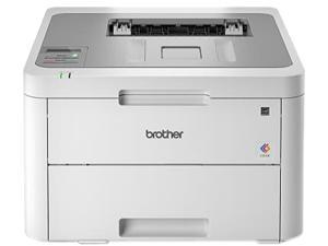 Brother HL Series HL-L3210CW Workgroup Up to 18 ppm Color Wireless 802.11b/g/n LED Printer