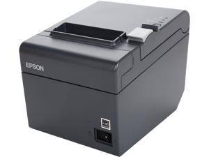 Epson TM-T20II POS Thermal Receipt Printer, USB, Serial, mPOS Friendly - Dark Gray C31CD52A9972