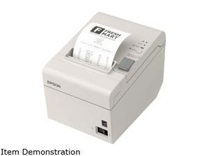 Epson TM-T20II POS Thermal Receipt Printer -  White C31CD52666