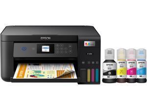 Epson EcoTank ET-2850 Black Wireless Color All-in-One Printer (C11CJ63201)