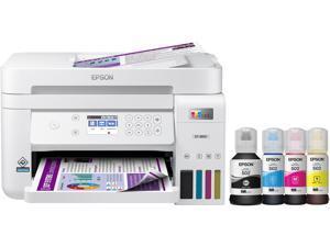 EPSON EcoTank ET-3850 AIO White Printer