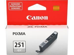 Canon CLI-251 Ink Cartridge - Gray