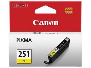 Canon CLI-251 Ink Cartridge - Yellow