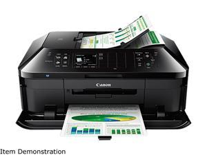 Canon PIXMA MX922 9600 x 2400 dpi USB/Wireless All-in-one InkJet Monochrome Printer