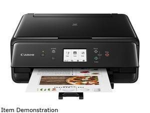 Canon PIXMA TS6220 (Black) Inkjet Wireless All-in-one Printer
