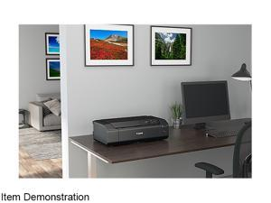 """Canon PIXMA PRO-200 Wireless Professional Color Photo Printer, Prints up to 13"""" x 19"""", 3.0"""" Color LCD Screen, & Layout Software and Mobile Device Printing, Black"""