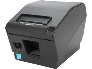 Star Micronics 39442210 TSP700 Series Direct Thermal Receipt Printer, Parallel - Gray - TSP743IIC-24GRY