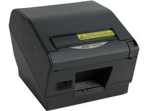 Star Micronics 39443710 TSP800II Series Direct Thermal Receipt Printer - Gray - TSP847IIC-24GRY