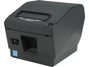 Star Micronics 37999950 TSP700II Series Direct Thermal Receipt Printer - Gray - TSP743IIL-24 GRY