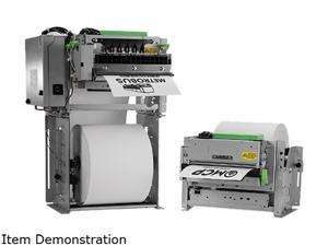 Star Micronics TUP992-24 Direct Thermal Kiosk Receipt/Barcode Printer with Presenter - 39469200