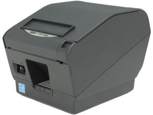 Star Micronics 39442511 TSP700 Series Direct Thermal Receipt Printer, USB - Gray - TSP743IIU-24GRY