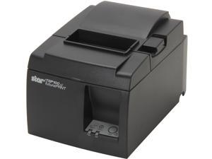 Star Micronics 39464910 TSP100III Series TSP143 Thermal Receipt Printer, Auto-cutter, Ethernet (LAN), Ethernet Cable, Internal Power Supply, Gray - TSP143IIILAN GY US