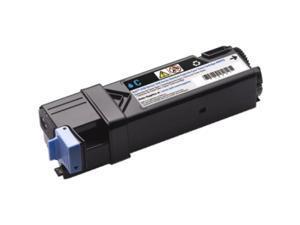 Dell WHPFG (parts # 3JVHD) Cyan Toner 1,200 page yield toner cartridge for Dell 2150cn/ 2150cdn/ 2155cn/ 2155cdn Color Laser Printers