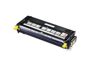 Dell NF555 4,000- Page Toner Cartridge for Dell 3110CN, 3115CN Color Laser Printers; Yellow (XG728)