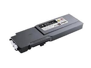 Dell KT6FG (PMN5Y) 3,000 Page Toner Cartridge for Dell C3760n/ C3760dn/ C3765dnf Color Laser Printers Black