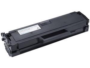 Dell YK1PM  (Parts # HF44N) Toner Cartridge 1,500 page yield for Dell B1160/B1160w/B1163w/B1165nfw printers&#59; Black (331-7335)