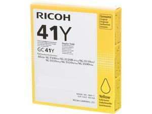 Ricoh GC 41Y Ink Cartridge - Yellow