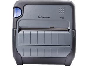 Intermec PB51B32004100 PB51 Portable Barcode Receipt Printer