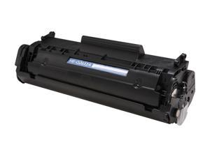 Rosewill RTCA-Q2612A Black Replacement Toner Cartridge for HP 12A (Q2612A)