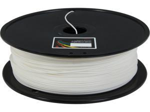 Rosewill 3D-PLA-1.75WT - White 1.75mm PLA Plastic Filament