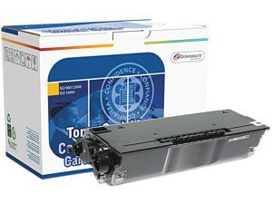 Dataproducts DPCTN650 Remanufactured High Yield Toner Cartridge Replacement for Brother TN650-Black
