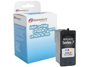 Dataproducts DPCDH829 3 Colors Remanufactured Ink Cartridge