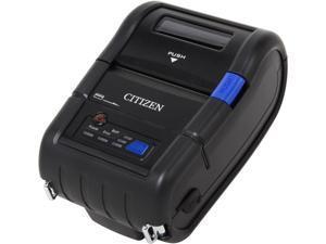 "CITIZEN CMP-20 2"" Mobile Receipt Printer, 203 dpi, Serial, USB, Bluetooth - CMP-20BTU"