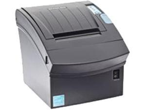 "Bixolon SRP-350II 3"" Direct Thermal Receipt Printer, USB, Serial Interface Card, Auto Cutter, Black - SRP-350IIICOSG"