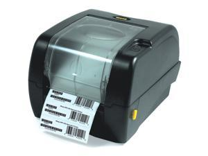 """Wasp 633808402020 WPL305 4"""" Desktop Direct Thermal and Thermal Transfer Barcode and Label Printer, 203 dpi, USB, Serial (RS232), Parallel, WPL, ZPL, EPL"""
