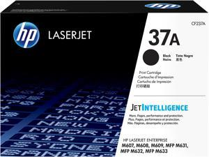 HP 37A LaserJet Toner Cartridge - Black