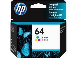 HP 64 Ink Cartridge - Cyan/Magenta/Yellow