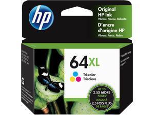 HP 64XL High Yield Ink Cartridge - Cyan/Magenta/Yellow