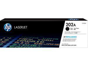 HP 202A LaserJet Toner Cartridge - Black