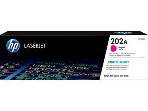HP 202A LaserJet Toner Cartridge - Magenta