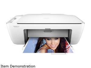 HP DeskJet 2655 (V1N04A) Wireless All-In-One Color Inkjet Printer - White