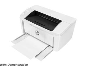 HP LaserJet Pro M15w Compact Wireless Laser Printer (W2G51A)