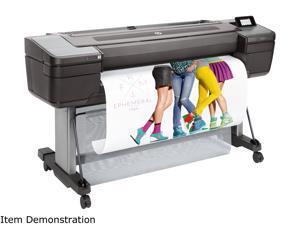 HP Designjet Z9+ 44 Inch 769 Square feet / hr Black Print Speed 2400 x 1200 dpi Color Print Quality Thermal Inkjet Large Format Color PostScript Printer