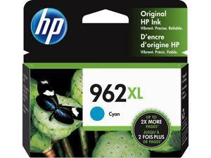 HP 962XL High Yield Ink Cartridge - Cyan