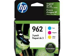 HP 962 Ink Cartridge - Combo Pack - Cyan/Magenta/Yellow